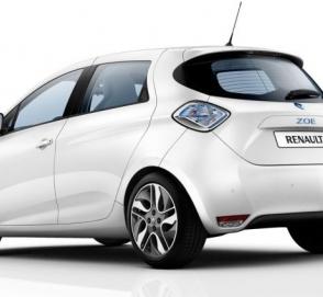 Электрокар Renault Zoe вышел на украинский рынок