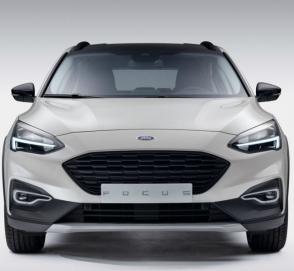 Новый Ford Focus превратится в пикап