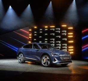 Audi показала «спортивный» электромобиль