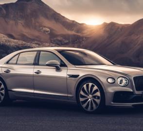 Стартует производство нового седана Bentley