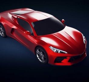 Фанаты Corvette представили гоночную версию среднемоторного спорткара