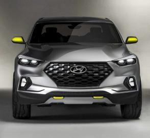 Пикап Hyundai получил зеленый свет