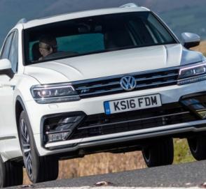 Volkswagen проведет R-фикацию модельного ряда
