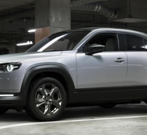 Автосалон в Токио: Mazda представила свой первый драйверский электромобиль
