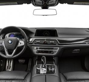 Похожий на Mercedes кроссовер оказазался копией BMW внутри