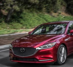 Обновлённая Mazda6 2019 года получила современный дизайн