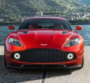 Решетка радиатора для суперкара Aston Martin Zagato стоит, как новенький Land Cruiser Prado