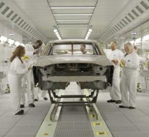 Новый седан Volvo S60 отправился в серийное производство