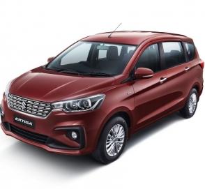 Suzuki Ertiga получит дизель и расширенный список оборудования