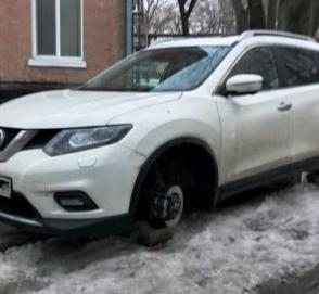 Самые вежливые автоворы в Украине