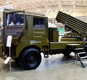 В Украине нашли замену БМ-21 «Град»