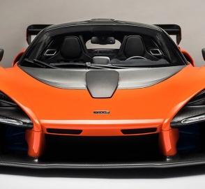 McLaren Senna получил игрушечную копию за 8 тысяч долларов