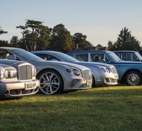 Bentley установила «неоригинальный» рекорд