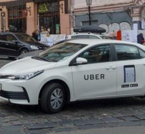 В Украине Uber будет скрывать номера пассажиров и водителей