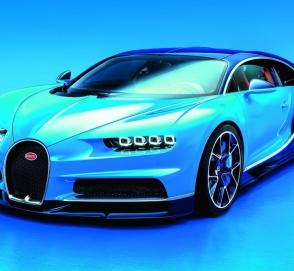 Bugatti не станет биться за рекорды скорости с Chiron