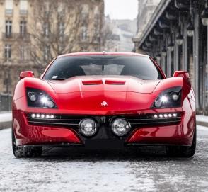 Из Corvette сделают эксклюзивный 1000-сильный суперкар