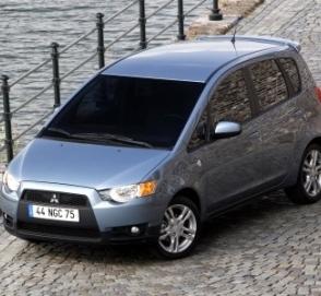 Mitsubishi планирует возродить хетчбэк Colt