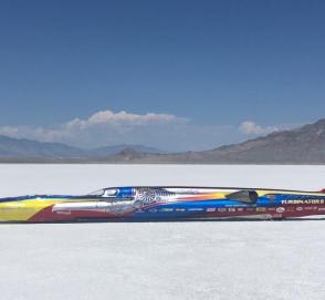 810 км/ч - новый рекорд скорости на земле