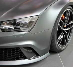 Компания Audi показала прототип седана RS8, который так и не стал серийным