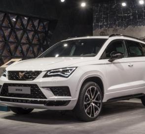 SEAT Cupra выпустит семь новых моделей к 2021 году