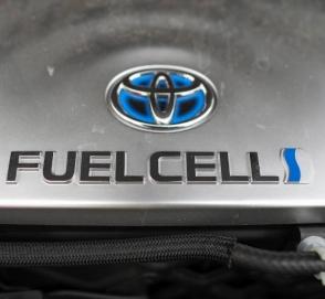 Завод Toyota перейдет на выпуск водородного топлива