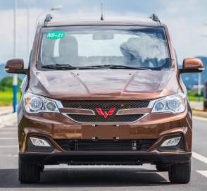 Самым популярным автомобилем в Китае стал «американский» минивэн