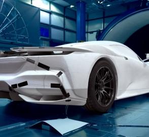 Pininfarina анонсировала «американскую» премьеру гиперкара Battista