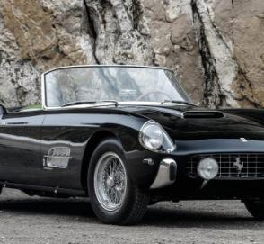 Самый дорогой Ferrari 1958 года пустят с молотка