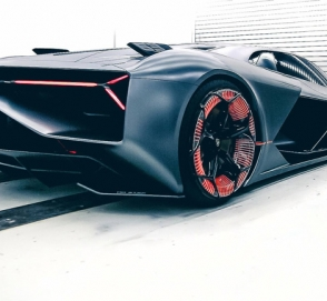 Lamborghini выпустила тизер загадочной модели