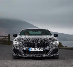 Свежие подробности о BMW 8-Series