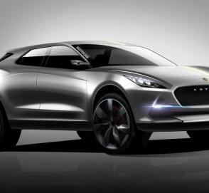 Кроссовер Lotus будет построен на «тележке» Volvo