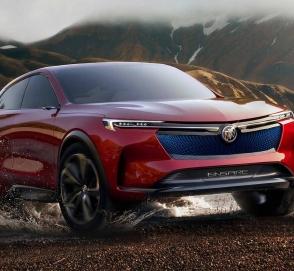 Buick готовится выпустить кроссовер Enspire