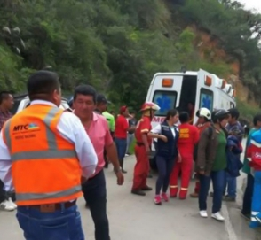 Автобус с футбольной командой свалился в пропасть