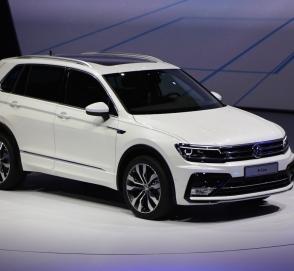 Появилась информация о новых двигателях для Volkswagen Tiguan