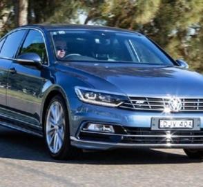 Volkswagen обновит Passat