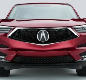 Acura презентовала новый кроссовер
