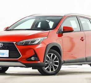 Самый дешевый кроссовер Toyota поступил в продажу