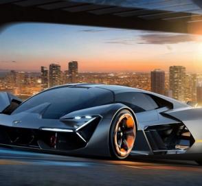 Lamborghini готовит мощного преемника Aventador