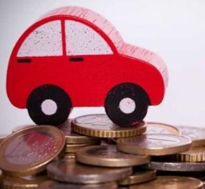 Украинских автомобилистов обязали заплатить 25 тысяч гривен налога