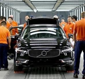 Автомобили Volvo оказались пожароопасными