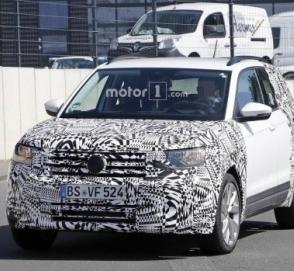 Американцам не достанется новый Volkswagen T-Cross