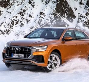 Audi добавила Q8 два новых двигателя