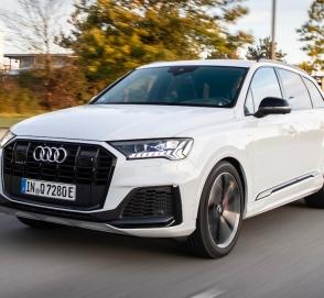 Audi Q7 стал 456-сильным гибридом