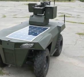 Запорожцы создали боевой беспилотник с ласковым женским голосом