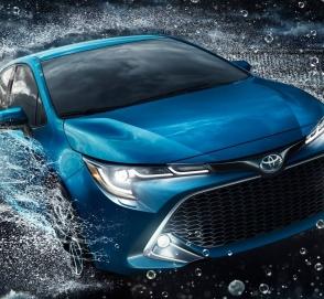 Toyota рассекретила хетчбэк Corolla нового поколения