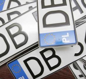 Луценко и Гройсман возмущены количеством авто на еврономерах