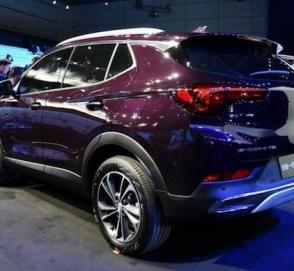 Интерьер нового кроссовера Buick Encore GX покажут 3 июня