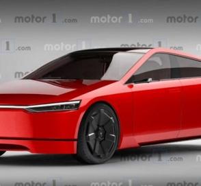 Дизайнеры представили Tesla Model S с экстерьером Cybertruck