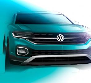 Новый кроссовер Volkswagen – самый безопасный среди бюджетных SUV