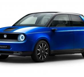 Honda открыла прием предзаказов на первый электрокар
